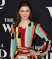 "13 February 2020 - Hollywood, California - Isabella Blake-Thomas . ""The Call of the Wild"" Twentieth Century Studios World Premiere held at El Capitan Theater. Photo Credit: Dave Safley/AdMedia"