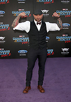 HOLLYWOOD, CA - April 19: Dave Bautista, At Premiere Of Disney And Marvel's &quot;Guardians Of The Galaxy Vol. 2&quot; At The Dolby Theatre  In California on April 19, 2017. <br /> CAP/MPI/FS<br /> &copy;FS/MPI/Capital Pictures
