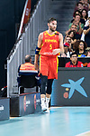 Rudy Fernandez during Spain vs Dominican Republic friendly match in Madrid. August 22, 2019. (ALTERPHOTOS/Francis González)