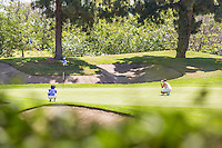 Ladies Golfing at Los Coyotes Country Club in Buena Park