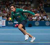 Ambience<br /> <br /> Tennis - Brisbane International 2015 - ATP 250 - WTA -  Queensland Tennis Centre - Brisbane - Queensland - Australia  - 11 January 2015. <br /> &copy; Tennis Photo Network