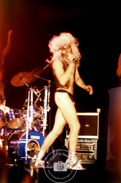 THE TUBES Fee Waybill of The Tubes The Tubes,