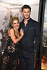 Elsa Pataky and husband Chris Hemsworth attend the &quot;12 Strong&quot; World Premiere on January 16, 2018 at Jazz at Lincoln Center in New York City, New York, USA.<br /> <br /> photo by Robin Platzer/Twin Images<br />  <br /> phone number 212-935-0770
