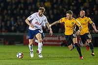 Newport County v Tottenham Hotspur - FA Cup 4th Round - 27.01.2018