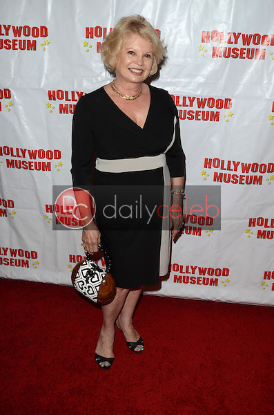 """Kathy Garver at """"Child Stars - Then and Now"""" Exhibit Opening at the Hollywood Museum in Hollywood, CA on August 19, 2016. (Photo by David Edwards)"""