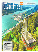 Alaska Magazine, Juneau, Cable Car, Blaine Harrington III