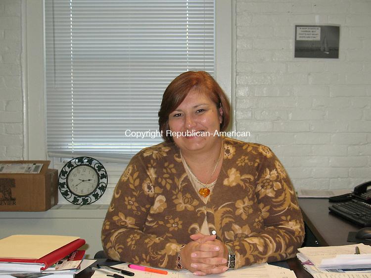 WINSTED, CT - 18 Oct. 2010 - 101810KM01 - Northwestern Connecticut Community College's first director of nursing is Constance Hotchkiss of New Hartford. The new nursing program kicks off Jan. 18. Kurt Moffett Republican-American