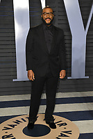 04 March 2018 - Los Angeles, California - Tyler Perry. 2018 Vanity Fair Oscar Party hosted following the 90th Academy Awards held at the Wallis Annenberg Center for the Performing Arts. <br /> CAP/ADM/BT<br /> &copy;BT/ADM/Capital Pictures