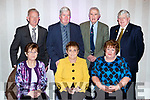 Peggy and Michael O'Callaghan, Maureen and Tadgh Fleming, John and Margaret Linehan and Dan Kelliher  at the Kerry Coiste na nÓg 50th anniversary celebrations in the Gleneagle Hotel on Saturday night