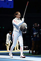 Shiho Nishioka (JPN),<br /> AUGUST 10, 2016 - Fencing : <br /> Women's Foil Individual Round of 32 <br /> at Carioca Arena 3 <br /> during the Rio 2016 Olympic Games in Rio de Janeiro, Brazil. <br /> (Photo by Yusuke Nakanishi/AFLO SPORT)