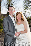 Ann-Marie Barrett, Scartaglen, daughter of Tom and Helen Barrett, and Trevor Farmer, Blenerville, son of Tony and Peggy Farmer, were married at Our Lady of Lourdes Church scaraglen by Fr. Dan Riordan on Friday 1th April 2015 with a reception at the Medowlands Hotel