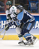 Jim McKenzie, John Hopson - The University of Maine Black Bears defeated the Michigan State University Spartans 5-4 on Sunday, March 26, 2006, in the NCAA East Regional Final at the Pepsi Arena in Albany, New York.