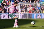 Antonio Barragan of Real Betis Balompie during La Liga match between Getafe CF and Real Betis Balompie at Wanda Metropolitano Stadium in Madrid, Spain. January 26, 2020. (ALTERPHOTOS/A. Perez Meca)