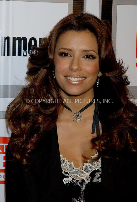 WWW.ACEPIXS.COM . . . . . ....NEW YORK, MAY 16, 2006....Eva Longoria at the Entertainment Weekly/Matrix Men Upfront Party.....Please byline: KRISTIN CALLAHAN - ACEPIXS.COM.. . . . . . ..Ace Pictures, Inc:  ..(212) 243-8787 or (646) 679 0430..e-mail: picturedesk@acepixs.com..web: http://www.acepixs.com