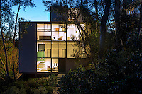 Alba Residence, completed in 2010. Kathleen McCormick, Architect. Photo by Mike Newton.