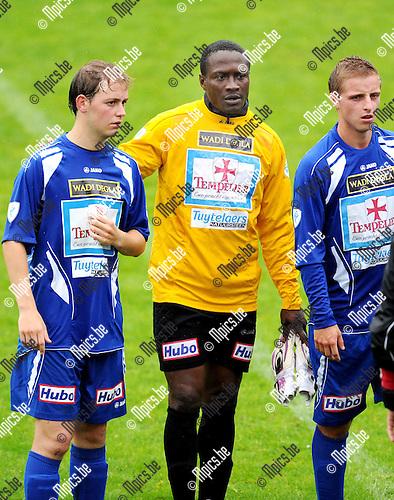 2011-07-16 / Voetbal / seizoen 2011-2012 / KV Turnhout / Daouda Diakite ..Foto: mpics