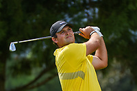 Patrick Reed (USA) watches his tee shot on 11 during round 2 of the 2019 Tour Championship, East Lake Golf Course, Atlanta, Georgia, USA. 8/23/2019.<br /> Picture Ken Murray / Golffile.ie<br /> <br /> All photo usage must carry mandatory copyright credit (© Golffile | Ken Murray)