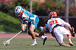 Philadelphia Barrage vs Los Angeles Riptide.Home Depot Center, Carson California.Anthony Kelly (#34) and Jason Motta (#21).506P8329.JPG.CREDIT: Dirk Dewachter