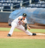 Chris Parmelee - Peoria Saguaros - 2010 Arizona Fall League.Photo by:  Bill Mitchell/Four Seam Images..