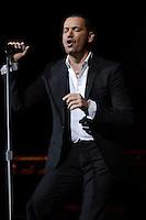 HOLLYWOOD FL - MAY 22 : Victor Manuelle performs at Hard Rock live at the Seminole Hard Rock hotel & Casino on May 22, 2012 in Hollywood, Florida. Credit: mpi04/MediaPunch Inc.