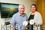 The documentary, 'Spa Fenit: A Journey Through Time',  the sequel at  Siamsa Tire on Saturday pictured  Jim McCarthy and Catherine McCarthy