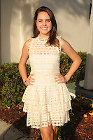 FORT LAUDERDALE FL - NOVEMBER 11: Bailee Madison at the South Florida premiere of Annabelle Hooper And The Ghosts Of Nantucket during the Fort Lauderdale International Film Festival at the Savor Cinema on November 11, 2016 in Fort Lauderdale, Florida. Credit: mpi04/MediaPunch