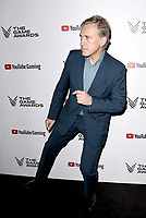 LOS ANGELES - DECEMBER 6: Christoph Waltz attends the 2018 Game Awards at the Microsoft Theater on December 6, 2018 in Los Angeles, California. (Photo by Scott Kirkland/PictureGroup)