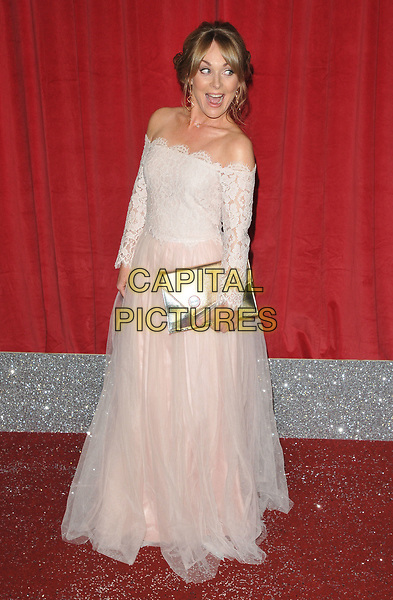 Michelle Hardwick  at the British Soap Awards 2017, The Lowry Theatre, Pier 8, Salford Quays, Salford, Manchester, England, UK, on Saturday 03 June 2017.<br /> CAP/CAN<br /> &copy;CAN/Capital Pictures