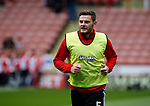 Jack O'Connell of Sheffield Utd during the Championship match at Bramall Lane Stadium, Sheffield. Picture date 16th September 2017. Picture credit should read: Jamie Tyerman/Sportimage