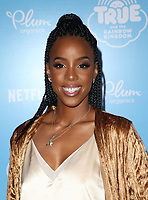 LOS ANGELES, CA - AUGUST 10: Kelly Rowland, at the Netflix Series Premiere Of True And The Rainbow Kingdom at the Pacific Theatres at The Grove in Los Angeles, California on August 10, 2017. <br /> CAP/MPI/FS<br /> &copy;FS/MPI/Capital Pictures