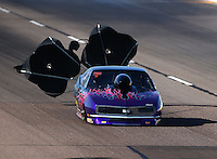 Feb 27, 2016; Chandler, AZ, USA; NHRA top sportsman driver XXXX during qualifying for the Carquest Nationals at Wild Horse Pass Motorsports Park. Mandatory Credit: Mark J. Rebilas-