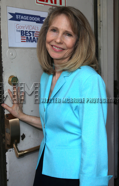 Donna Hanover.attending 'Gore Vidal - A Celebration' at the Schoenfeld Theatre in New York City on August 23, 2012 © Walter McBride/WM Photography