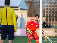 Chelsea U19 v Valencia U19 - UEFA Youth League - Group of 16 - 23.02.2016
