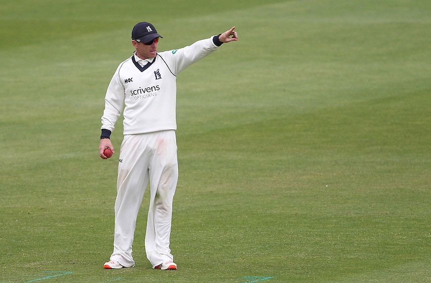 Warwickshire's Ian Bell Photographer Mick Walker/CameraSportCounty Cricket - County Championship Division One - Warwickshire v Hampshire - Sunday 10th July 2016 - Edgbaston - Birmingham© CameraSport - 43 Linden Ave. Countesthorpe. Leicester. England. LE8 5PG - Tel: +44 (0) 116 277 4147 - admin@camerasport.com - www.camerasport.com