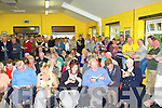 Launching Fr Tom Looney's book 'King in a Kingdom of Kings' an biography of legendary Kerry manager Dick Fitzgerald in Dr Crokes clubhouse on Friday evening was
