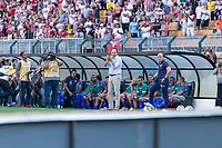 São Paulo (SP), 05/10/2019 - Campeonato Brasileiro / São Paulo x Fortaleza -  Rogério Ceni, treinador do Fortaleza durante partida contra o São Paulo em jogo válido pela vigésima terceira rodada do campeonato brasileiro 2019 no Estádio do Pacaembu em São Paulo, neste sábado, 05. (Foto: Anderson Lira/Brazil Photo Press/Agencia O Globo) Esportes