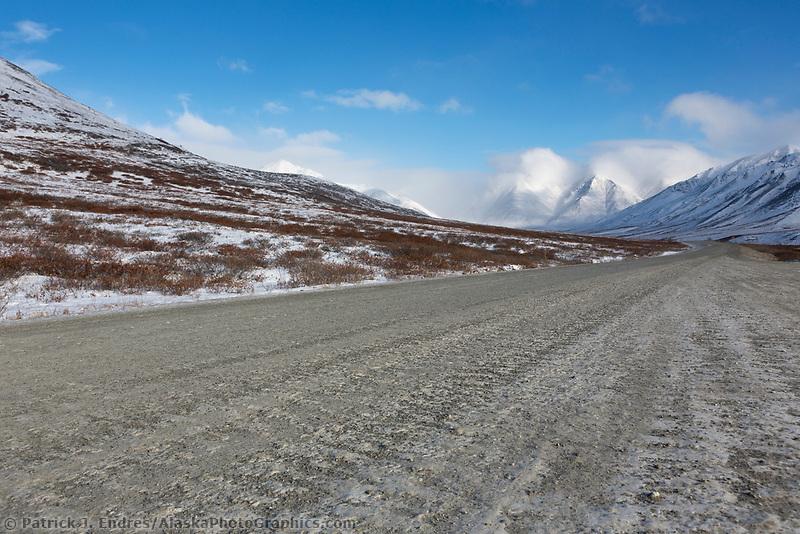 Chandalar Shelf, Brooks Range, Arctic, Alaska.