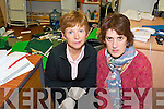 "Ransacked: The festival office of Listowel's Writer's Week office was broken into on Monday night and ransacked. Festival administrators Eilish Wren and Maire Logue say they are ""sickened"" at the behaviour of thugs.      Copyright Kerry's Eye 2008"