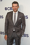 Tony Romo arrives at the CBS Upfront at The Plaza Hotel in New York City on May 17, 2017.