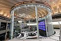Tokyo Stock Exchange (TSE) closes its trading following the final session of the year on December 30, 2016, Tokyo, Japan. The Nikkei Stock Average closed at 19,114.37 on the last trading day of 2016. (Photo by Rodrigo Reyes Marin/AFLO)