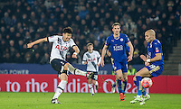 Leicester City v Tottenham Hotspur - FA Cup 3rd round replay - 20.01.2016