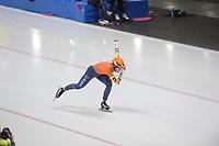 SPEEDSKATING: 09-12-2018, Tomaszów Mazowiecki (POL), ISU World Cup Arena Lodowa, Team Sprint Ladies, Ireen Wüst (NED), ©photo Martin de Jong