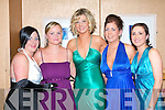 GRADUATION BALL: The graduates of ITT Mental Health Nursing Degree Course enjoying their graduation ball at the Ballyroe Heights Hotel on Thursday l-r: Mary Craske, Irene Hourihan, Carol Stanley, Niamh O'Connor and Lorraine Moriarty.   Copyright Kerry's Eye 2008