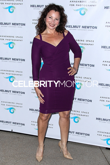 CENTURY CITY, CA - JUNE 27: Fran Drescher attends the Helmut Newton opening night exhibit at Annenberg Space For Photography on June 27, 2013 in Century City, California. (Photo by Celebrity Monitor)