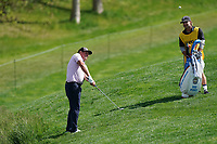 Rod Perry (USA) on the 4th fairway during the 1st round at the PGA Championship 2019, Beth Page Black, New York, USA. 17/05/2019.<br /> Picture Fran Caffrey / Golffile.ie<br /> <br /> All photo usage must carry mandatory copyright credit (&copy; Golffile | Fran Caffrey)