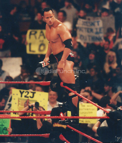 &quot;The Rock'' Dwayne Johnson 1999<br /> Photo to By John Barrett/PHOTOlink/MediaPunch