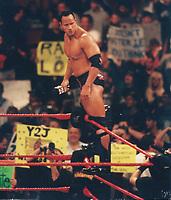 &quot;The Rock'' Dwayne Johnson 1999<br /> Photo to By John Barrett/PHOTOlink/MediaPunch