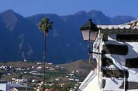 Los Llanos de Aridane, La Palma, Kanarische Inseln, Spanien