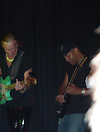 Billy Sheehan Billy Sheehan & Tony MacAlpine in Barcelona , Spain
