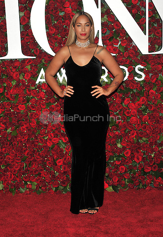 NEW YORK, NY - JUNE 12: Leona Lewis at the 70th Annual Tony Awards at The Beacon Theatre on June 12, 2016 in New York City. Credit: John Palmer/MediaPunch